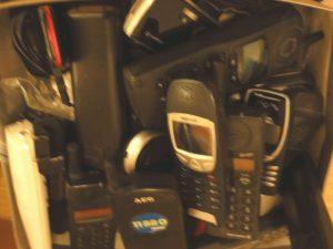 Alte Handies