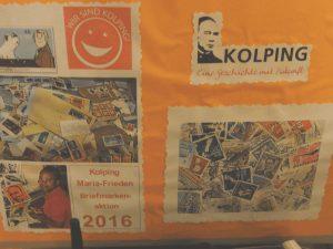 Briefmarkenkarton