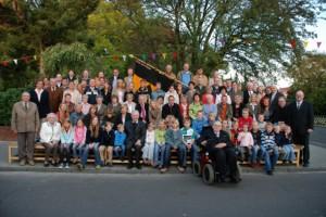 Kolpingsfamilie Vechta Maria Frieden im Jahr 2008